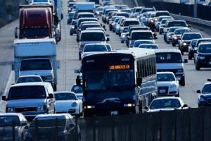 En el Sur de California, el vehículo aún manda