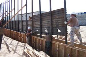 La estafa del muro fronterizo de Trump