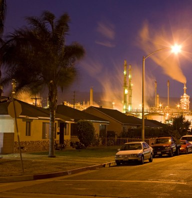 On-the-ground pollution data spurred stricter zoning in Los Angeles