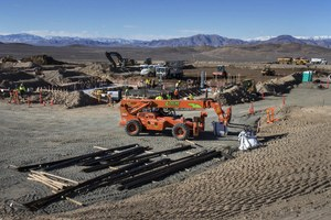Russian investors are keen on Nevada's copper