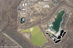 Mopping up uranium's mess