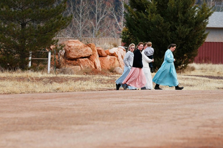How the FLDS church consolidated power on the Utah-Arizona