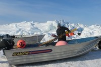 The growing concern about Arctic oil spills