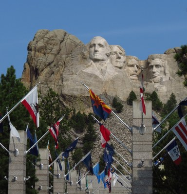 National parks provide an unsettling view of patriotism