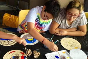 Native schools move forward by looking to the past