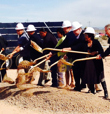 Regulators dampen hopes for tribal solar project