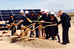 Regulators dampen hopes for tribal solar project