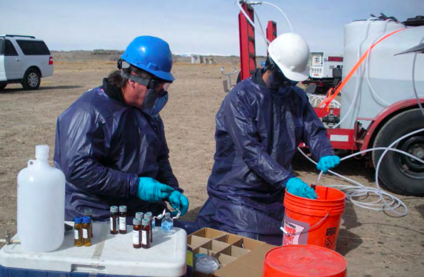 Fracking Linked To Groundwater Contamination In Pavillion Wyoming High Country News Know The West