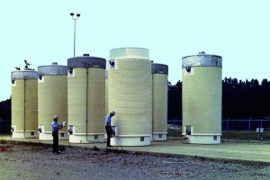 Ruling green lights temporary nuclear waste storage