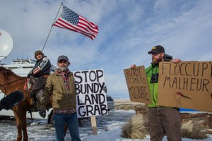 Nonviolent protest: A lesson for the occupiers at Malheur