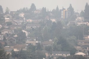 COVID-19 is complicating Seattle's response to wildfire smoke