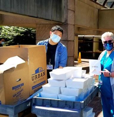 Ellen Kuwana's quest to feed Seattle's frontline workers