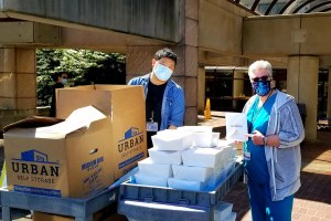 Ellen Kuwana's quest to feed Seattle's frontline workers