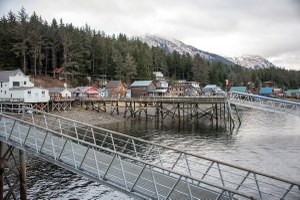 Will a multimillion-dollar dock help a remote Alaska community get more services?