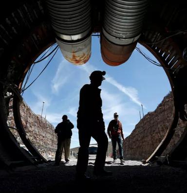 Nevada's senators fight the Yucca Mountain resurgence