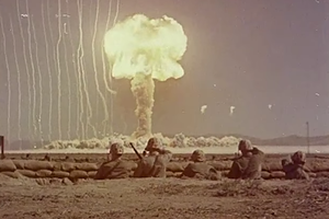The fallout of uncertainty in nuclear test communities