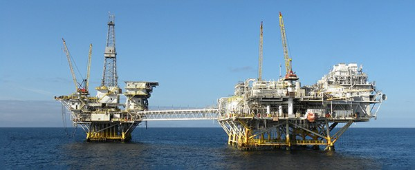 California Offshore Oil Platforms : Offshore oil rigs can provide prime fish habitat — high