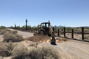 Border wall construction in Organ Pipe Cactus National Monument is a travesty