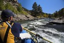 Colorado says fishing next to private land is trespassing