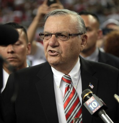 Interpreting Trump's pardon of former Sheriff Joe Arpaio