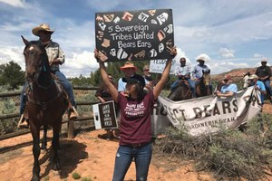 Let the floodgates of protest open over Bears Ears