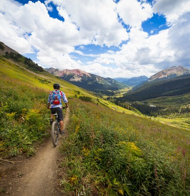 Mountain bikes shouldn't be banned from wild landscapes