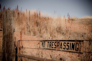 'No trespassing' laws create personal playgrounds for the wealthy