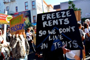 Rent hikes, homelessness and hunger in a small Western city