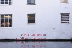 The term 'climate change' isn't working anymore