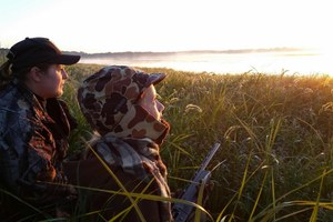 Why I'm teaching my daughters how to hunt