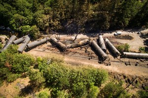 Oregon oil train explosion fuels growing opposition movement