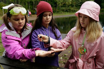 Oregon youths get another chance at learning outdoors