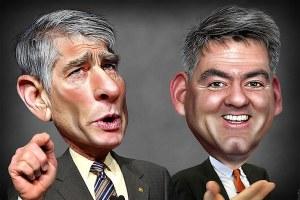 Outside spending soars in the West's key Senate races