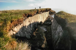 "Permafrost's ticking ""carbon bomb"" may never truly detonate"