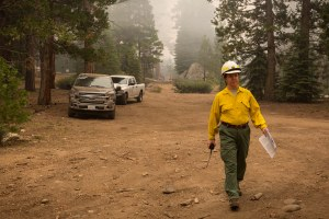 Gender diversity on the fire line