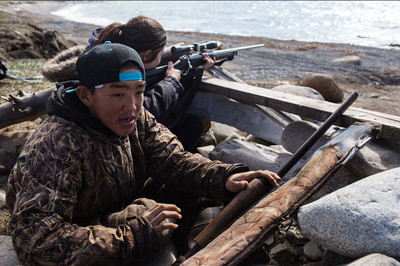 In remote Alaska, subsistence hunting helps villagers survive