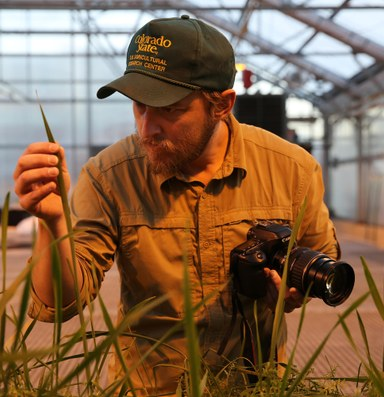 How one student brings soil science down to earth