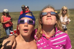 The view of the eclipse from the lenses of our readers