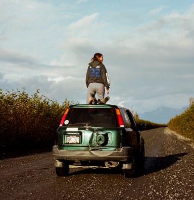 Cordova's longest road, just 36 miles, provides a lifeline for rural Alaskans
