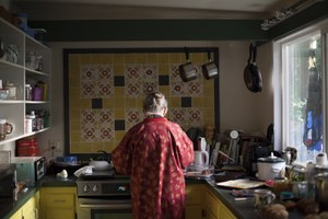 Photos: The American town left behind in Canada