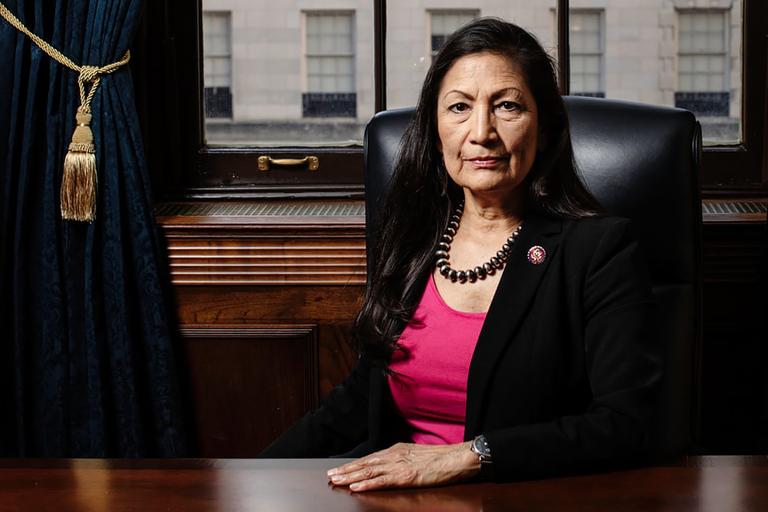 Public lands top Rep. Debra Haaland's agenda