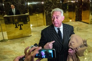Why is Roger Stone so interested in Cliven Bundy?