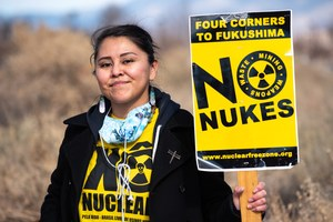 New Mexico eyed for major nuclear waste storage facility