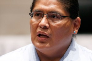 Navajo language threatens candidate's presidential bid