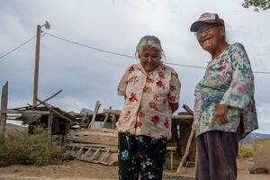 Who's looking out for elders on the Navajo Nation?