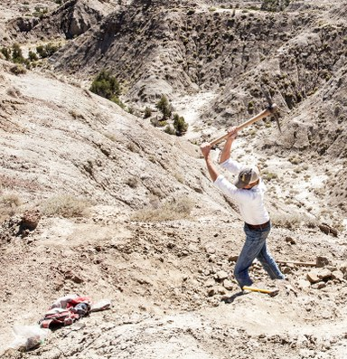 Monument reductions threaten future dinosaur discoveries