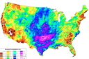 Rains bring incomplete drought relief to parts of Southwest