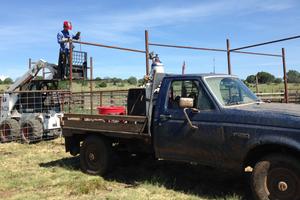 Ranch Diaries: Selfie culture meets rustic ranch life