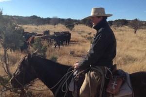 Ranch Diaries: Why we manage our cattle horseback