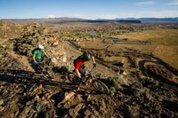 What's the value of tracking recreation in the West?